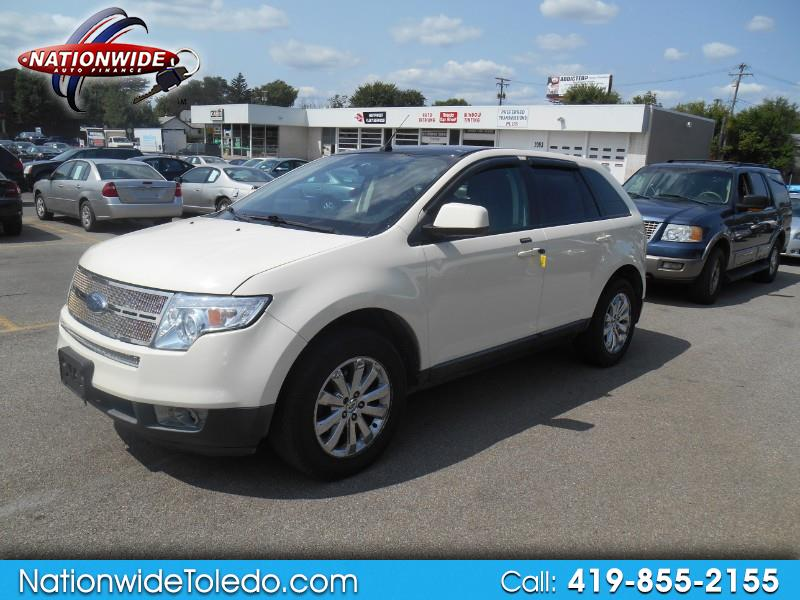 Ford Edge SEL AWD 2008