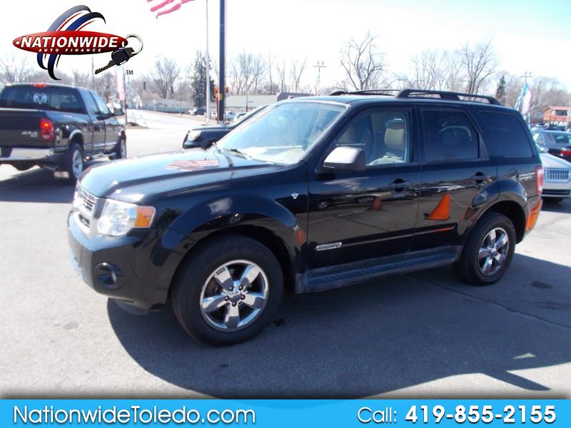 2008 Ford Escape XLT 4WD V6