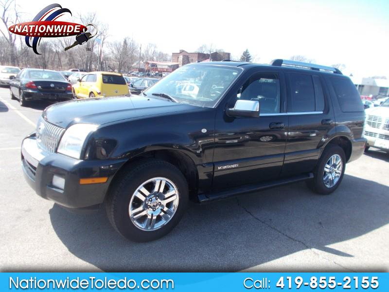 Mercury Mountaineer Premier 4.0L AWD 2008