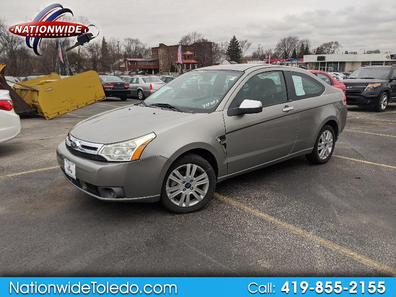 Ford Focus SE Coupe 2008