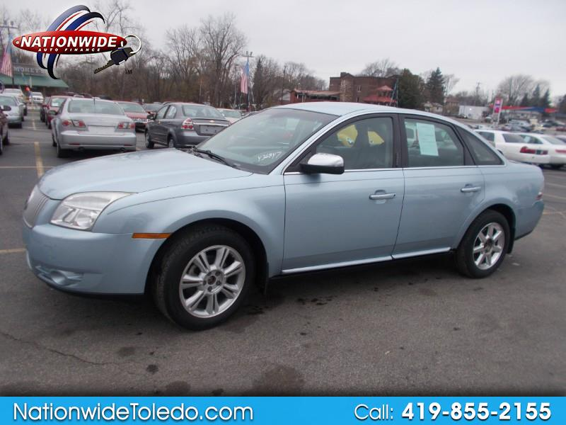 Mercury Sable Premier AWD 2008