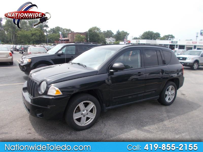 2008 Jeep Compass Sport 4WD