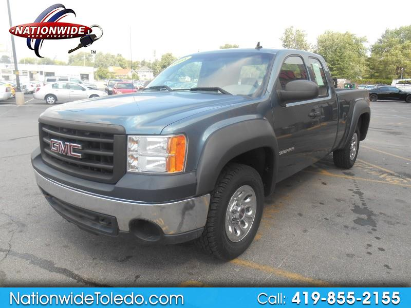 2008 GMC Sierra 1500 SLE1 Ext. Cab Long Box 4WD