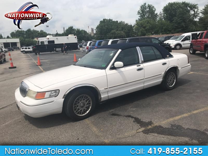 Mercury Grand Marquis GS 2002