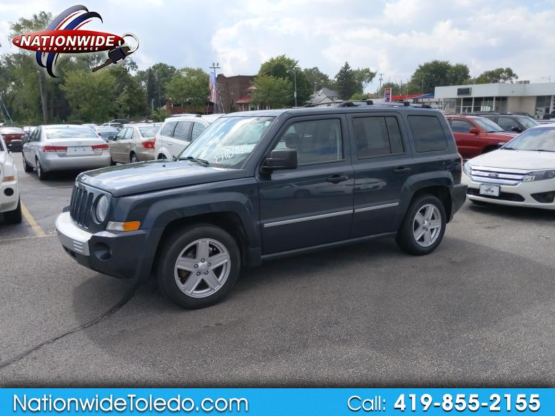 Jeep Patriot Limited 4WD 2008