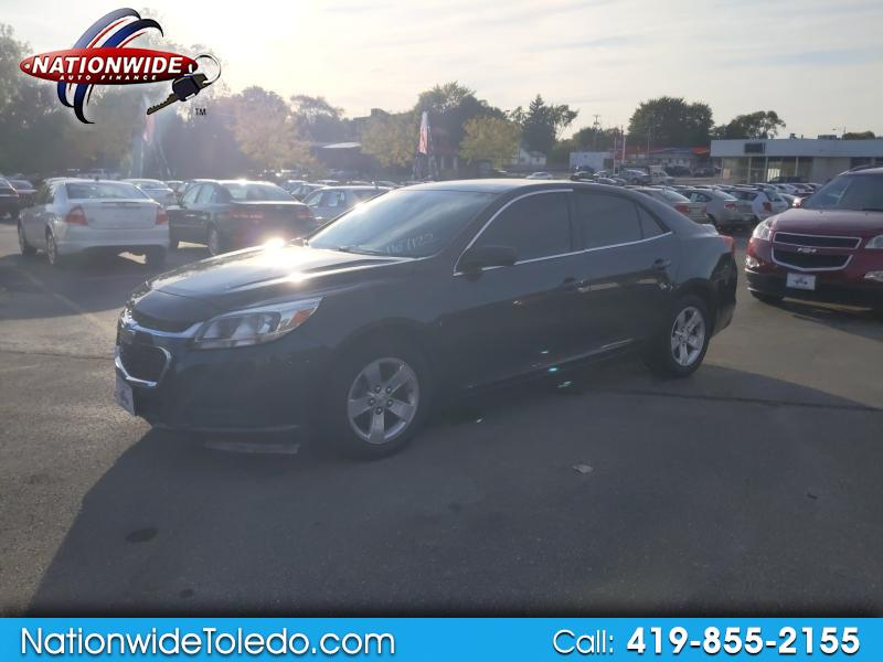 Chevrolet Malibu LS Fleet 2015