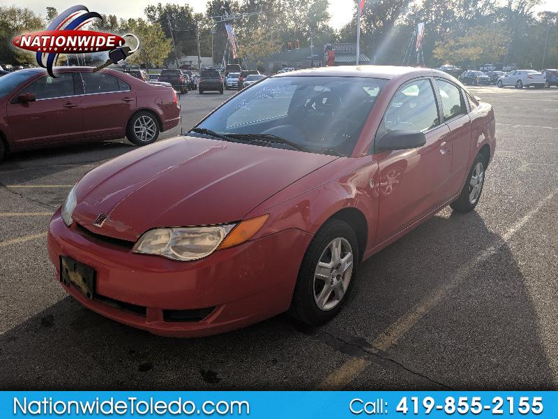 Saturn ION 2 Quad Coupe Automatic 2007
