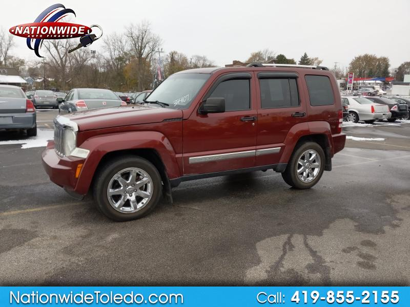 Jeep Liberty Limited 4WD 2008