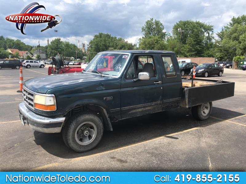 Ford F-150 XL SuperCab Short Bed 4WD 1995