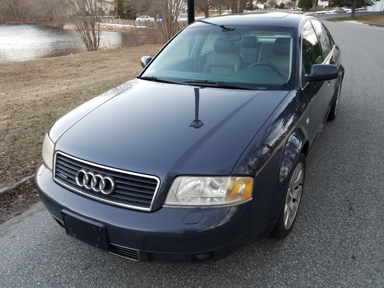 used 2001 audi a6 4 2 for sale in coventry ri 02816. Black Bedroom Furniture Sets. Home Design Ideas