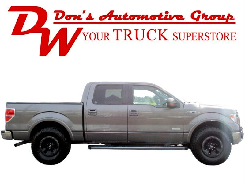 2014 Ford F-150 Lariat SuperCrew 2WD