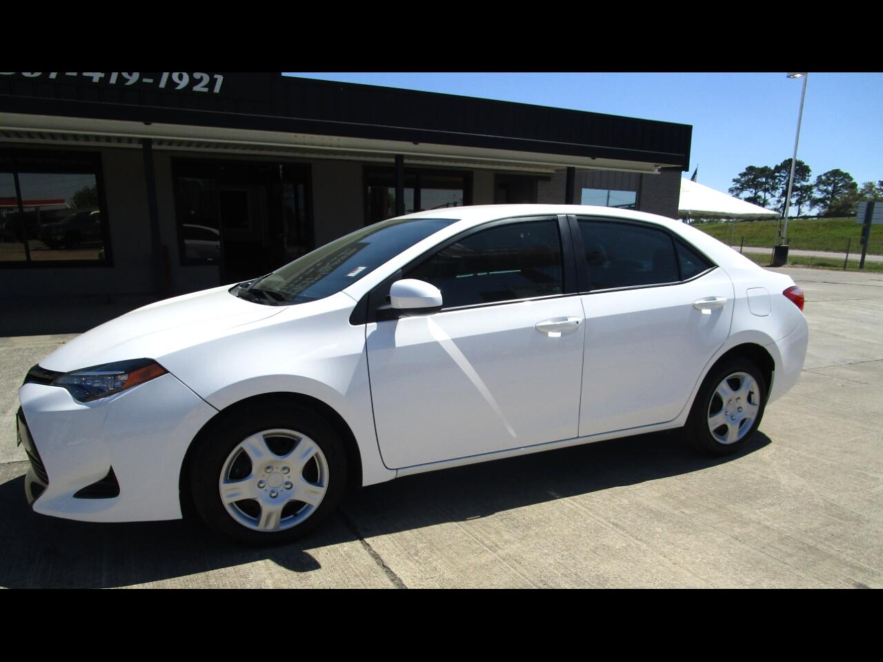 Cheap Cars For Sale In Lake Charles La >> Used 2017 Toyota Corolla Le Cvt For Sale In Lake Charles La 70601