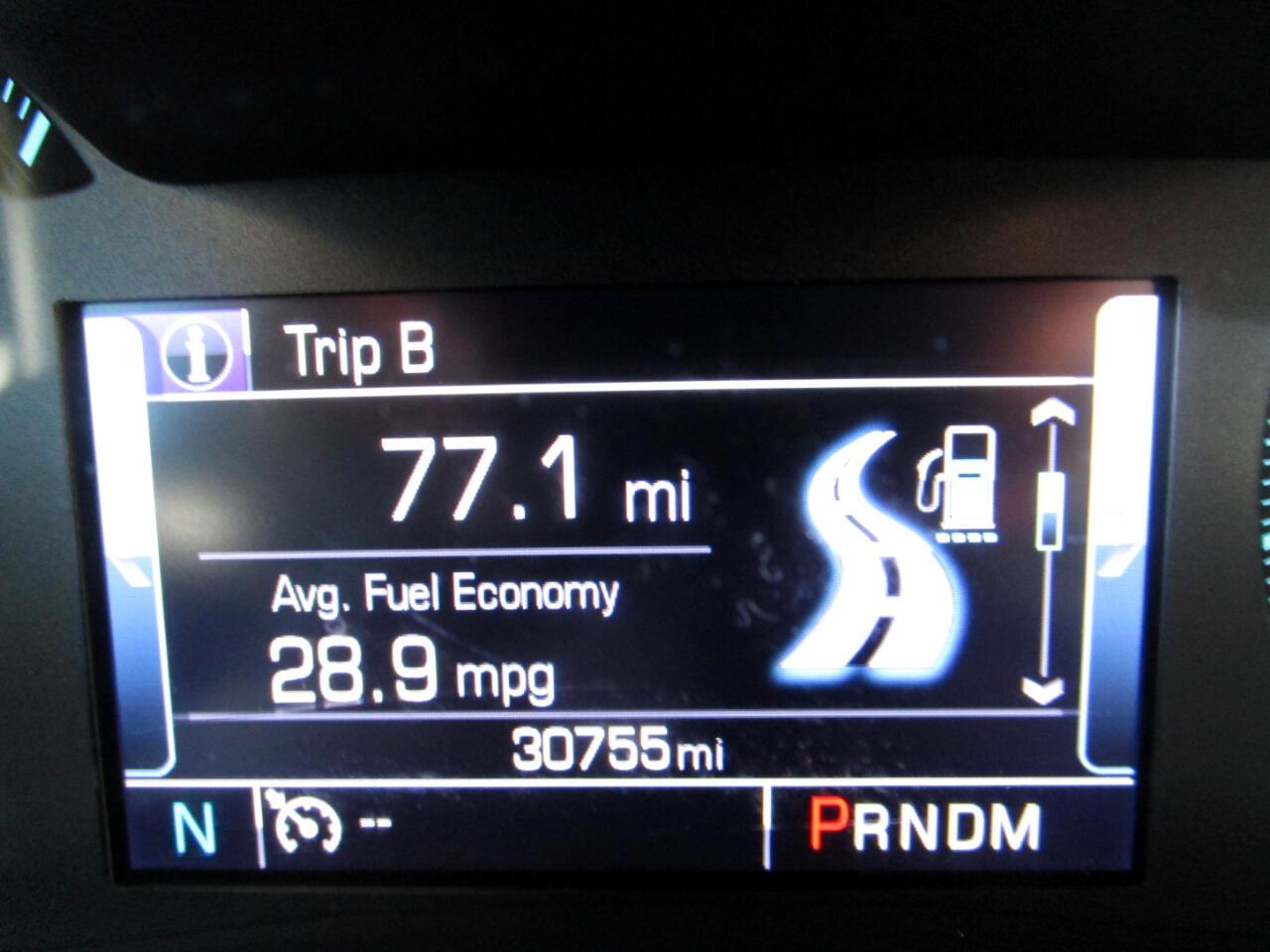 Chevrolet Impala LT 2018