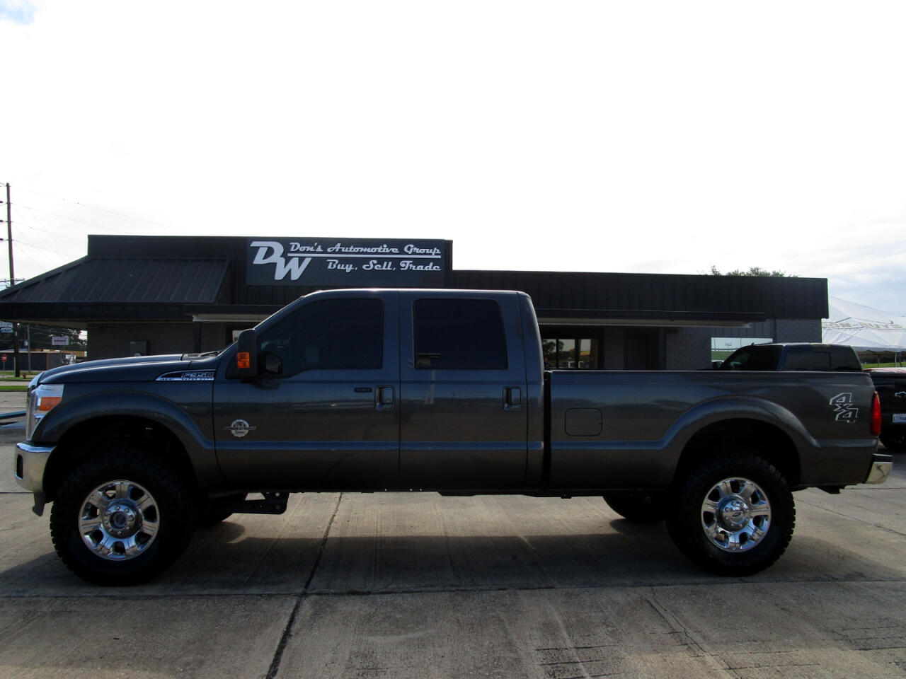 2016 Ford F-350 SD Lariat Crew Cab Long Bed 4WD