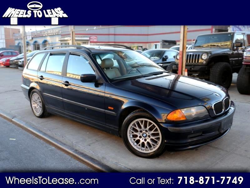 2000 BMW 3-Series Sport Wagon 323i