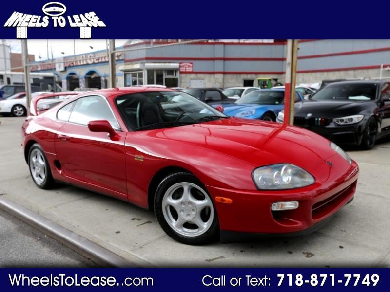 1997 Toyota Supra Limited Edition
