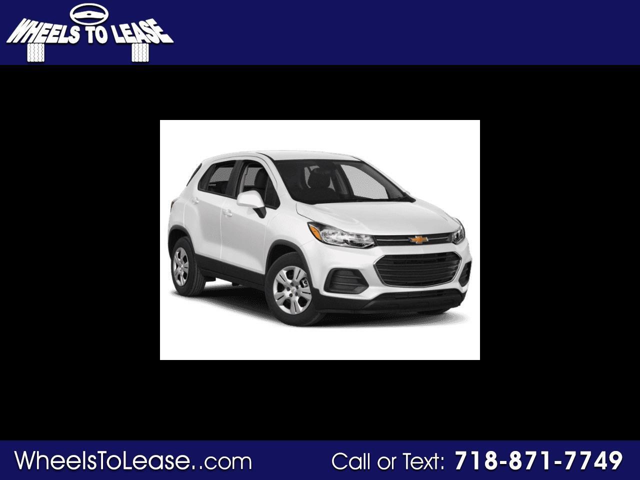 2019 Chevrolet Trax 1LS AWD