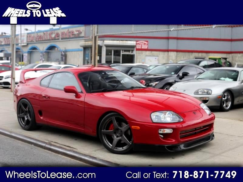 1993 Toyota Supra Turbo Sport Roof