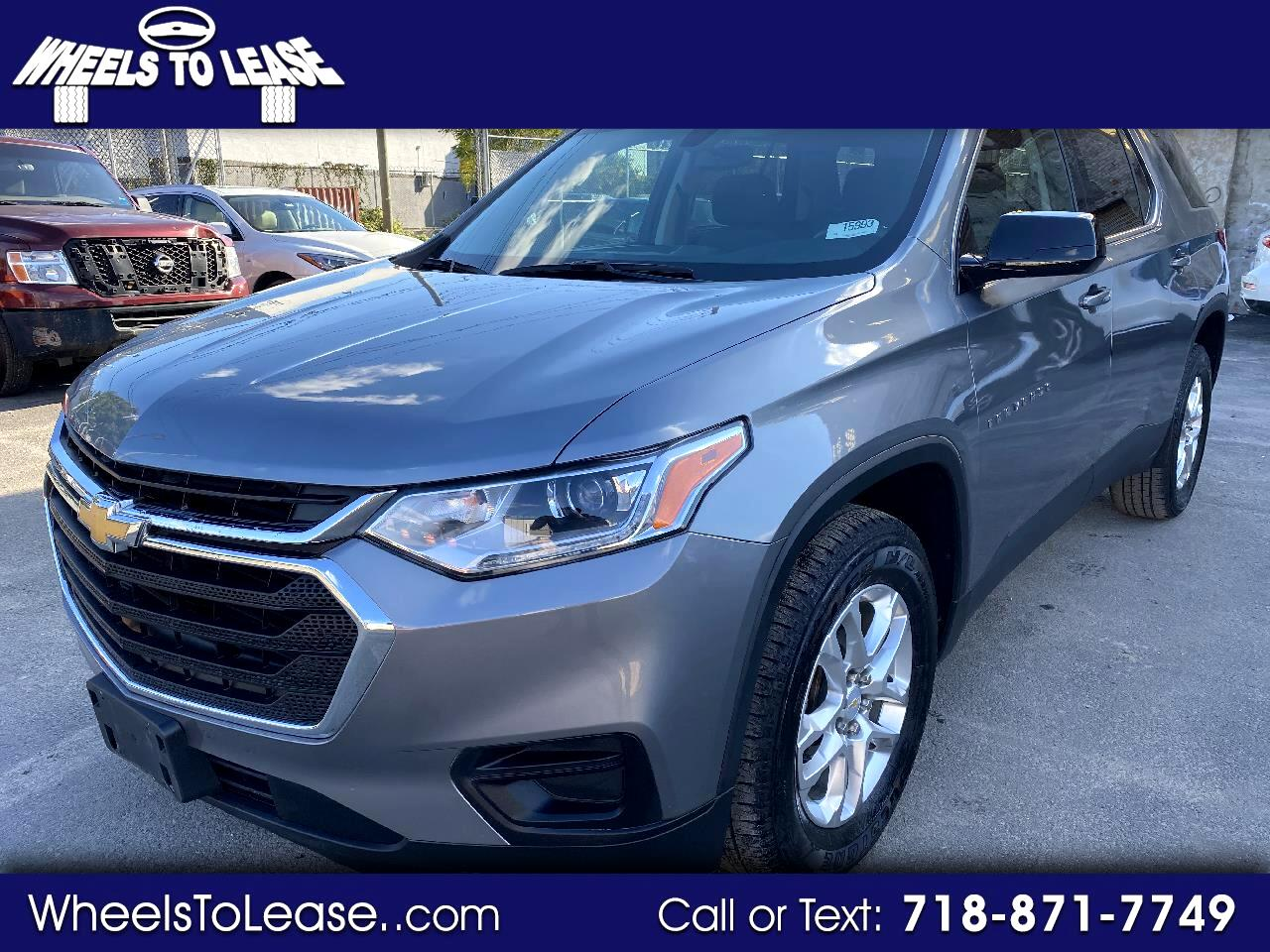 Chevrolet Traverse LS AWD 2018
