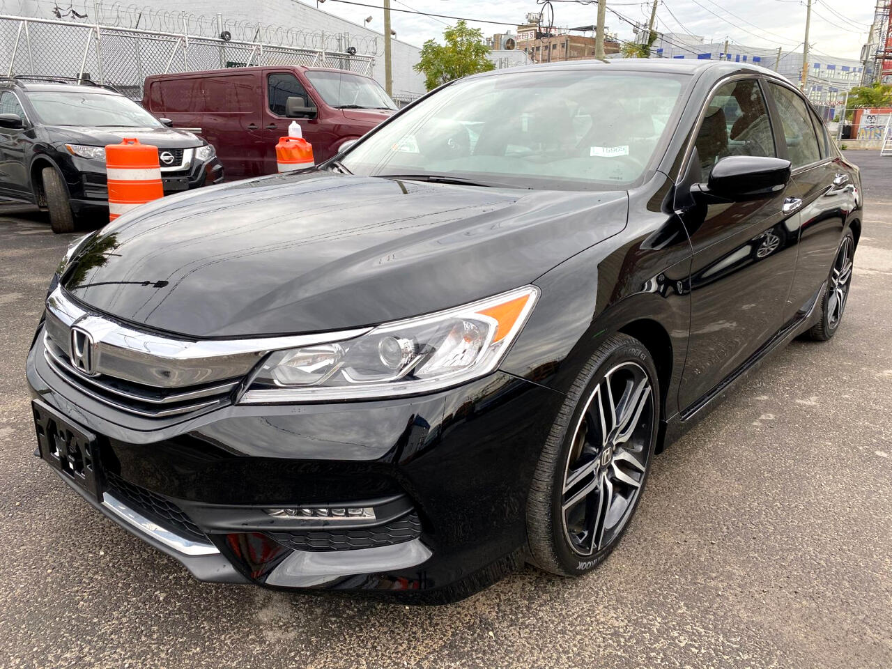 Honda Accord Sport Special Edition CVT 2017