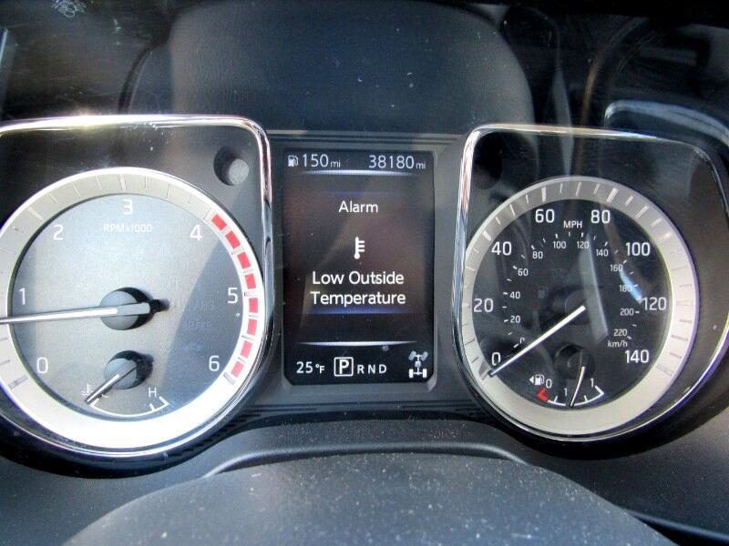 2016 Nissan Titan XD 4x4 Diesel Crew Cab SV