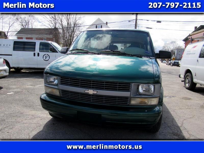 2000 Chevrolet Astro AWD