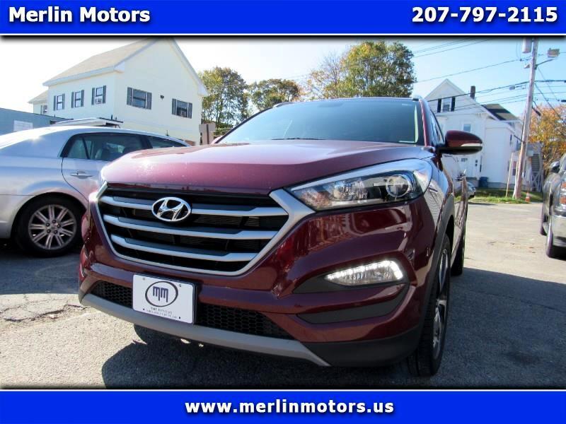 2018 Hyundai Tucson AWD 4dr Sport