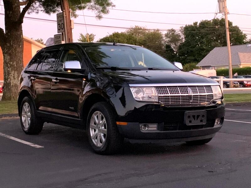 2009 Lincoln MKX FWD