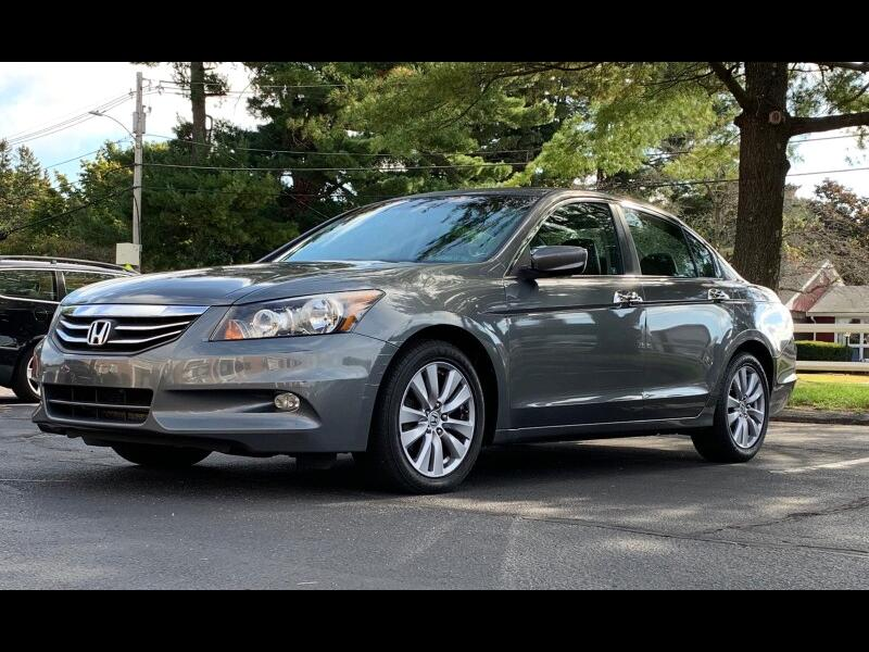 2011 Honda Accord EX-L V-6 Sedan AT