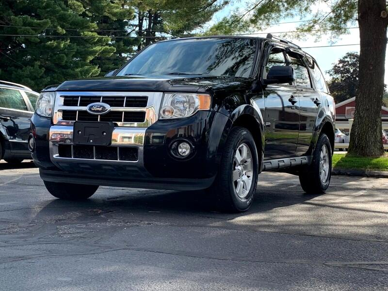 Eagle Auto Sales >> Used 2009 Ford Escape Limited Fwd V6 For Sale In Malborough