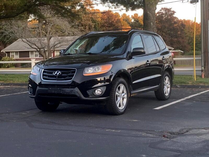 2012 Hyundai Santa Fe GLS 2.4 FWD