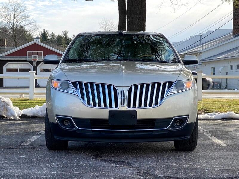 Lincoln MKX FWD 2011