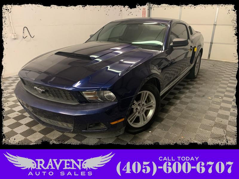 Ford Mustang 2dr Coupe 2010
