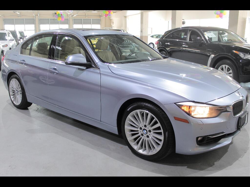 2015 BMW 3 Series 4dr Sdn 328i