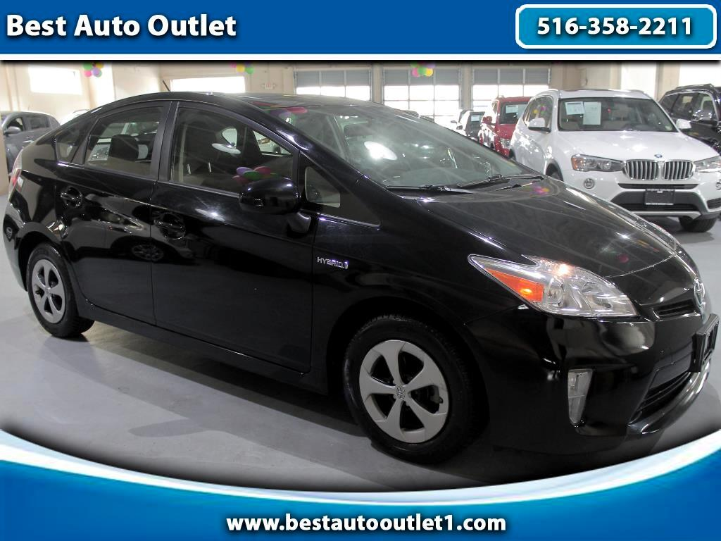 2015 Toyota Prius 5dr HB Persona Series Special Edition (Natl)