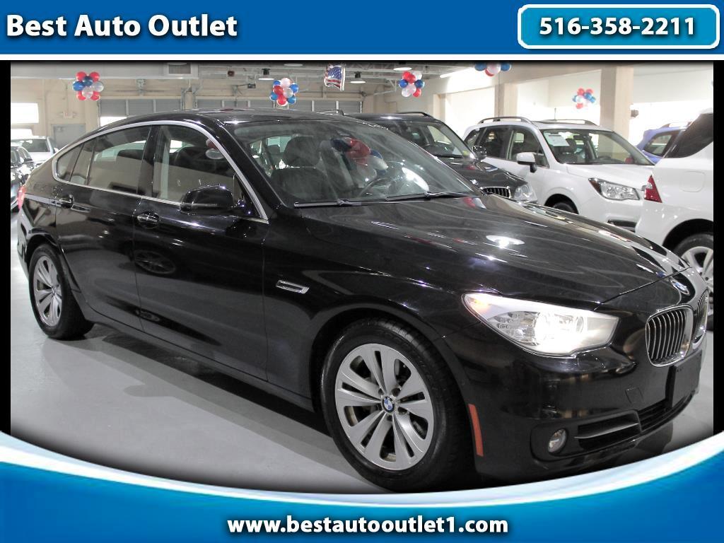 2015 BMW 5 Series Gran Turismo 5dr 535i xDrive Gran Turismo AWD