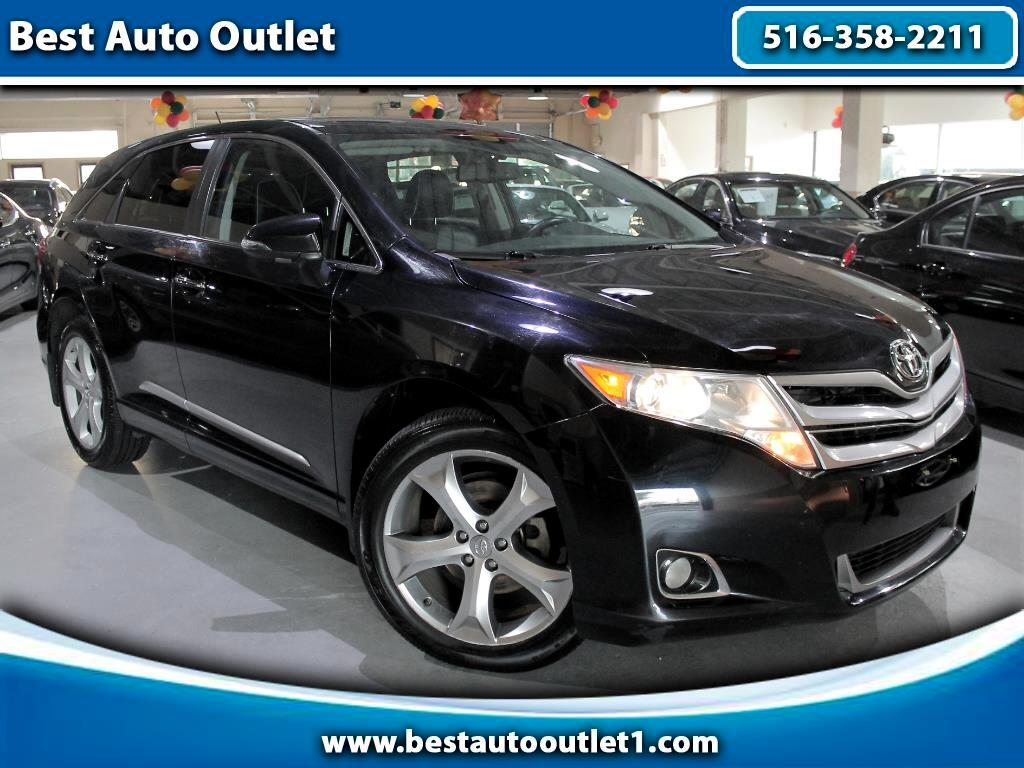 2015 Toyota Venza 4dr Wgn V6 AWD XLE Crossover