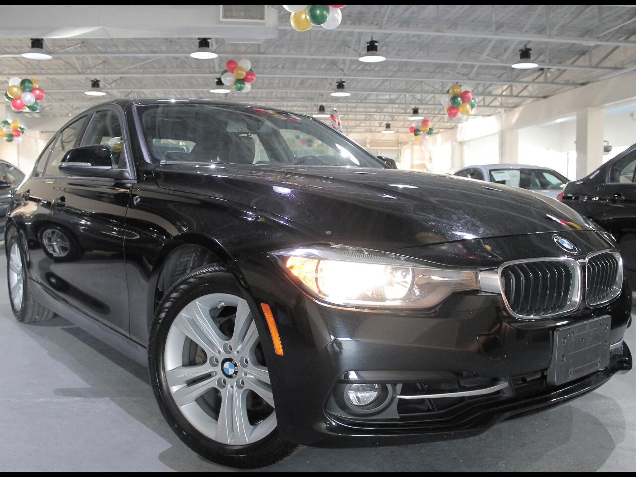 2016 BMW 3 Series 328i xDrive AWD 4dr Sedan SULEV