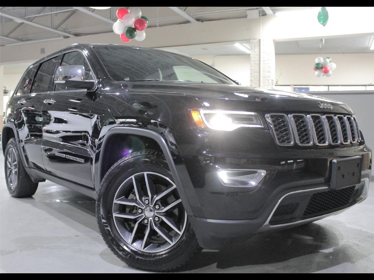 2018 Jeep Grand Cherokee Limited 4x4