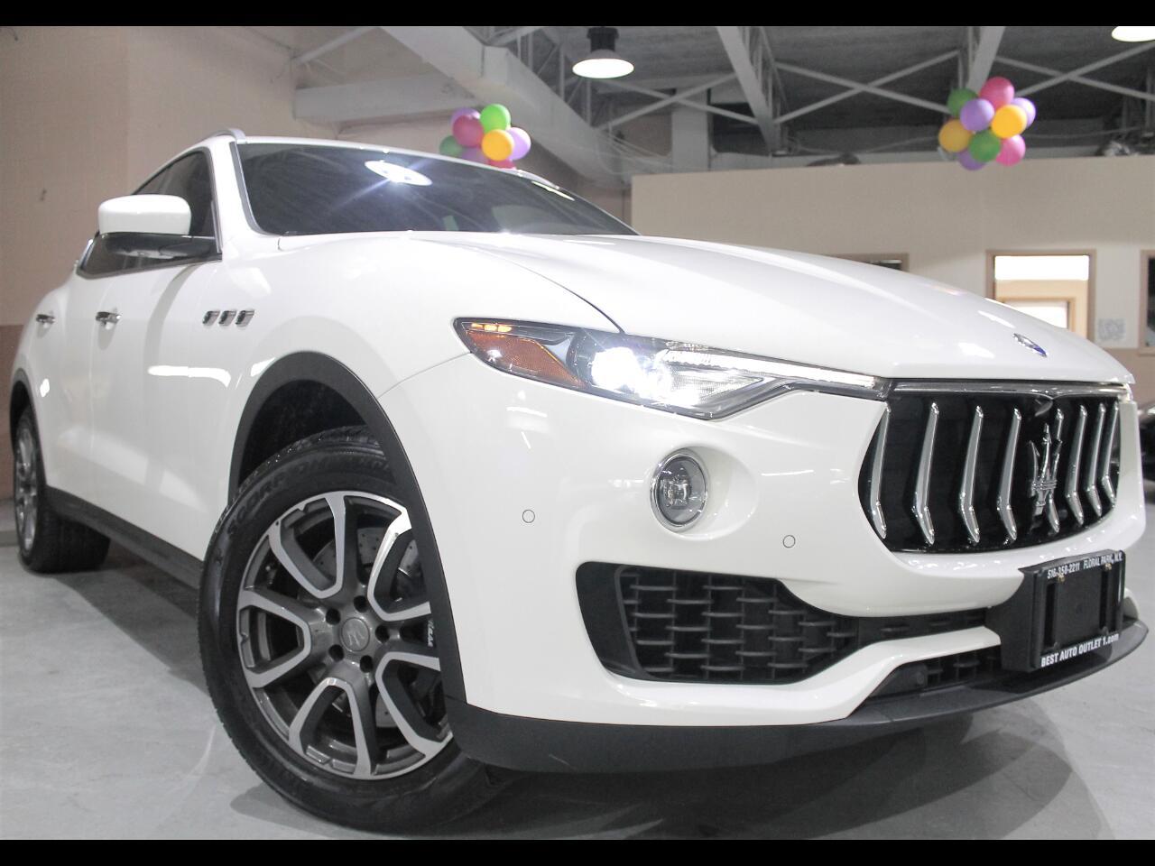 2018 Maserati Levante S 3.0L