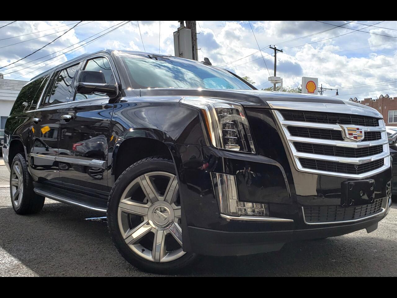 2019 Cadillac Escalade ESV 4WD 4dr Luxury