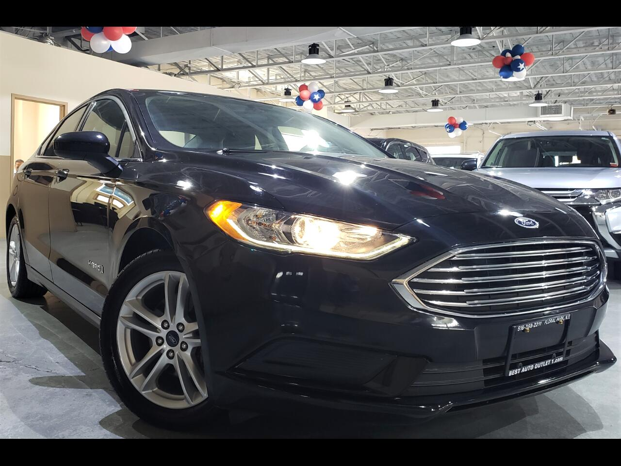Best Auto Outlet >> Used 2018 Ford Fusion Hybrid Se Fwd For Sale In Queens Ny