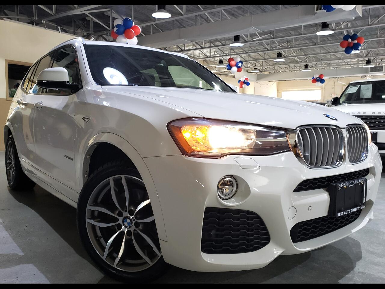 2016 BMW X3 4dr xDrive28i MSport