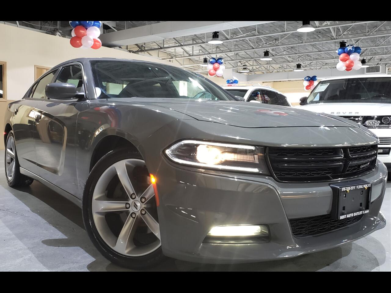 Best Auto Outlet >> Used 2018 Dodge Charger R T Rwd For Sale In Queens Ny 11001