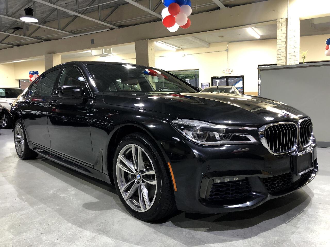 2016 BMW 7 Series 4dr Sdn 750i xDrive AWD