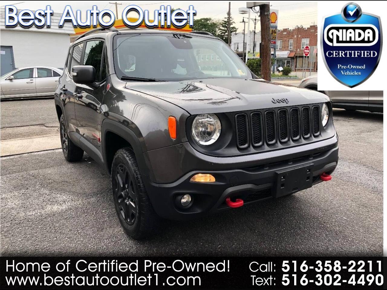 Jeep Renegade Trailhawk 4x4 2018