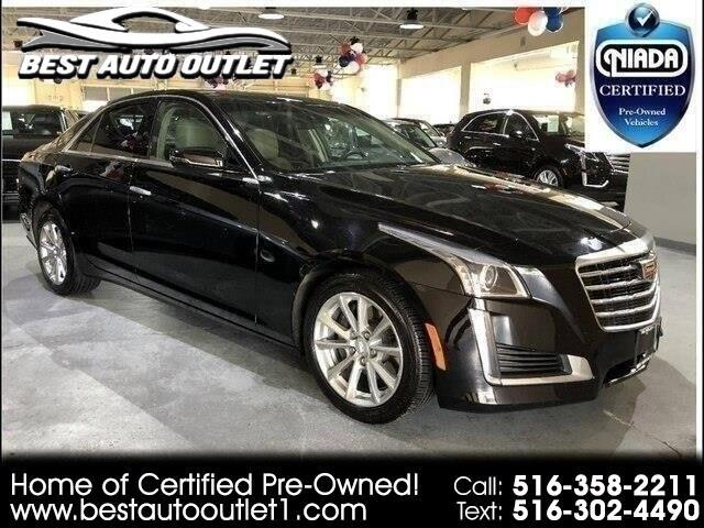 Cadillac CTS Sedan 4dr Sdn 3.6L Luxury RWD 2019