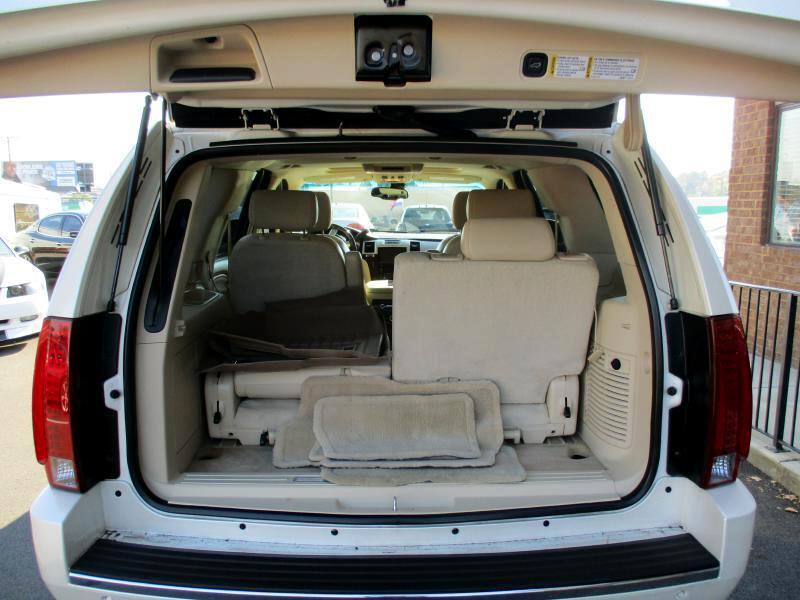 2007 Cadillac Escalade 2WD