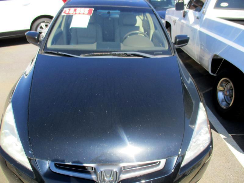 2005 Honda Accord EX-L Sedan AT with XM Radio