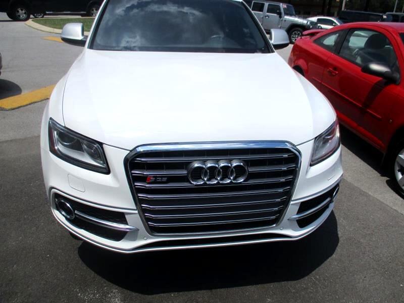 2014 Audi SQ5 3.0T Premium Plus quattro Tiptronic